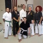 Kobu-Do Training Seminar, October 12, 2012