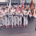 Sasebo Parade 1972