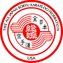 All Japan Soryu Karate-Do Federation logo