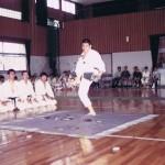 AJKF Tai Kai Jun74, Ishimatsu Shin Tameshiwari