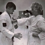 ASU Soryu Karate-Do, Jan 76, Caldwell & Cindy Luce