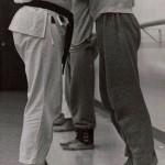 ASU Soryu Karate-Do, Toe Exercise, Jan 76