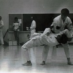 Angelo State University, Caldwell performing Goshin, 1976
