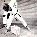Angelo State University, J Caldwell, Tsuki Tameshi Wari Prep 10 Mar 1977