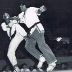 Concho Valley Pro Am, SanAngelo,TX, Back Fist Sal Naverez, 12 May 1977