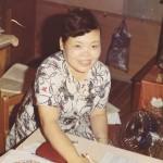 Emiko Koyasu - At the Helm of the Dojo July 1973