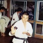 Soryukan Jul 73, Ishimatsu, Kumite Juren Tsuki Geri