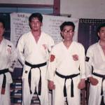 Yamamoto, Caldwell, Koyasu, Ishimatsu - 20 June 1973