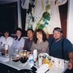 IOKA mtg, Sakurabana Sushi, Omaha, NE, Yamaguchi, Oliver, Nishiuchi, Bolz, Caldwell, 89