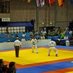 JJIF World Championship, Rotterdam, Netherlands, Mike Piaser Center Ref, Nov 2007