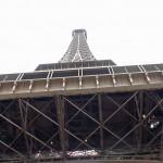 JJIF World Championship, Rotterdam, Netherlands, Post Tourn, Paris, The Eiffel Tower Base, Nov 2007