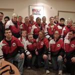 JJIF World Championship, Rotterdam, Netherlands, Team USA & Delegation, Nov 2007