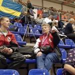 JJIF World Championship, Rotterdam, Netherlands, US Team Member & Joan Anderson , Nov 2007