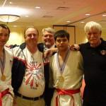 USJJF Nat Champ, Niagra Falls, NY, Brian Dietz, Shihan Bo Kimbly, Shihan Caldwell, Aron Caldwell, Hanshi George Anderson, 2007