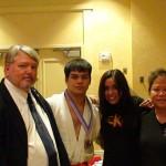 USJJF Nat Champ, Niagra Falls, NY, Shihan Caldwell, Aron , Tiffany, Evon, 2007